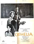 Ophélia - French Movie Poster (xs thumbnail)