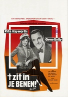 Cover Girl - Dutch Movie Poster (xs thumbnail)