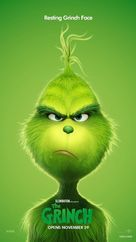 The Grinch - Singaporean Movie Poster (xs thumbnail)