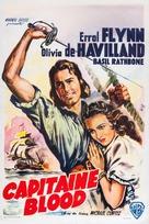 Captain Blood - Belgian Movie Poster (xs thumbnail)
