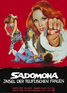 Policewomen - German Movie Poster (xs thumbnail)