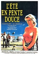 L'été en pente douce - French Movie Poster (xs thumbnail)
