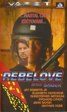 Aftershock - Czech Movie Cover (xs thumbnail)