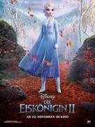 Frozen II - German Movie Poster (xs thumbnail)