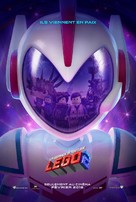 The Lego Movie 2: The Second Part - French Movie Poster (xs thumbnail)