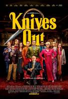 Knives Out - Canadian Movie Poster (xs thumbnail)