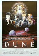 Dune - Swedish Movie Poster (xs thumbnail)
