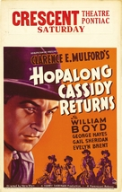 Hopalong Cassidy Returns - Movie Poster (xs thumbnail)