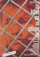 Les quatre cents coups - German Movie Poster (xs thumbnail)