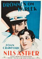 Dream of Love - Swedish Movie Poster (xs thumbnail)