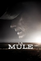 The Mule - French Movie Cover (xs thumbnail)
