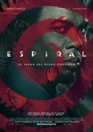 Spiral: From the Book of Saw - Argentinian Movie Poster (xs thumbnail)