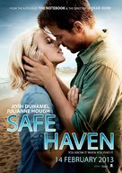 Safe Haven - Thai Movie Poster (xs thumbnail)
