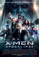 X-Men: Apocalypse - Brazilian Movie Poster (xs thumbnail)