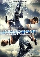 Insurgent - DVD cover (xs thumbnail)
