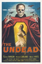 The Undead - Movie Poster (xs thumbnail)