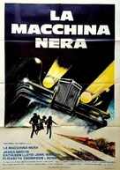 The Car - Italian Movie Poster (xs thumbnail)