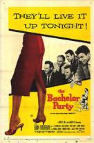 The Bachelor Party - Movie Poster (xs thumbnail)