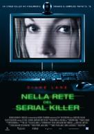 Untraceable - Italian Movie Poster (xs thumbnail)