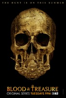 """Blood & Treasure"" - Movie Poster (xs thumbnail)"