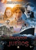 El Inventor de Juegos - Spanish DVD cover (xs thumbnail)