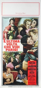 The Last Time I Saw Paris - Italian Movie Poster (xs thumbnail)