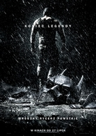 The Dark Knight Rises - Polish Movie Poster (xs thumbnail)