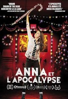 Anna and the Apocalypse - French DVD movie cover (xs thumbnail)