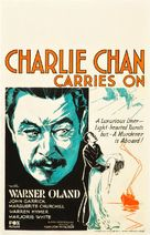 Charlie Chan Carries On - Movie Poster (xs thumbnail)