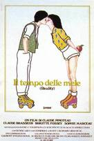La Boum - Italian Movie Poster (xs thumbnail)
