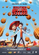 Cloudy with a Chance of Meatballs - Czech Movie Poster (xs thumbnail)