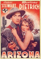 Destry Rides Again - Spanish Movie Poster (xs thumbnail)