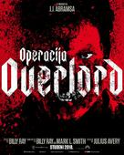 Overlord - Croatian Movie Poster (xs thumbnail)