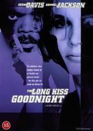 The Long Kiss Goodnight - Danish DVD movie cover (xs thumbnail)