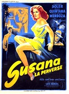 Susana - French Movie Poster (xs thumbnail)