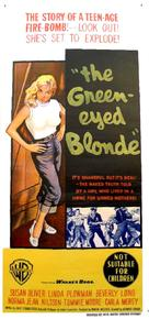 The Green-Eyed Blonde - Australian Movie Poster (xs thumbnail)