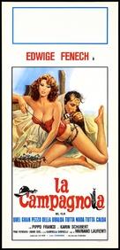 Quel gran pezzo dell'Ubalda tutta nuda e tutta calda - Italian Movie Poster (xs thumbnail)