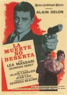 L'insoumis - Spanish Movie Poster (xs thumbnail)