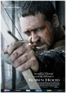 Robin Hood - Slovak Movie Poster (xs thumbnail)