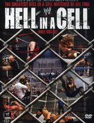 WWE Hell in a Cell - DVD cover (xs thumbnail)