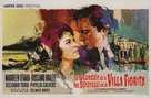 The Battle of the Villa Fiorita - Belgian Movie Poster (xs thumbnail)