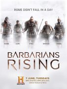 """Barbarians Rising"" - Singaporean Movie Poster (xs thumbnail)"