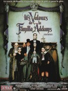 Addams Family Values - French Movie Poster (xs thumbnail)