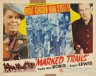 Marked Trails - Movie Poster (xs thumbnail)