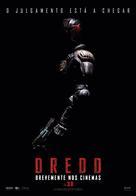 Dredd - Portuguese Movie Poster (xs thumbnail)