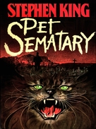 Pet Sematary - Canadian Movie Cover (xs thumbnail)