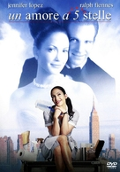 Maid in Manhattan - Italian DVD movie cover (xs thumbnail)