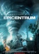 Into the Storm - Polish Movie Poster (xs thumbnail)