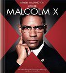 Malcolm X - Blu-Ray movie cover (xs thumbnail)