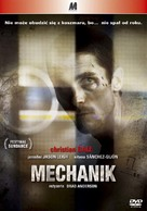 The Machinist - Polish Movie Cover (xs thumbnail)